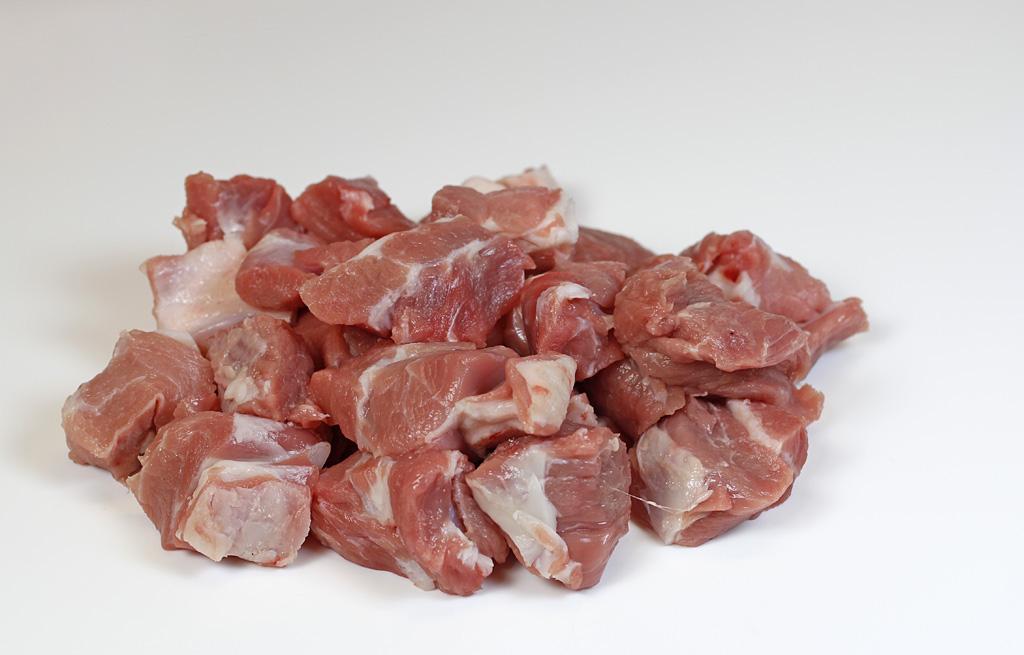Lammgulasch 1 kg